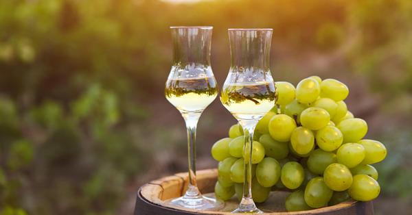 The Secret of Grappa Wine