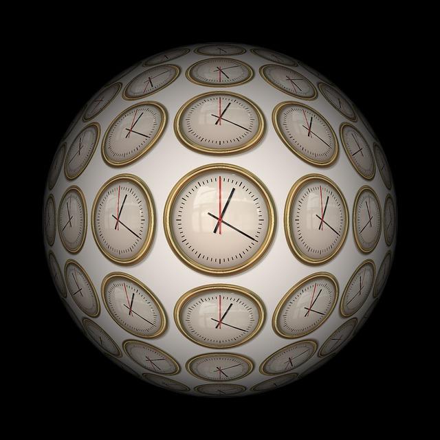 Ticking Spheres
