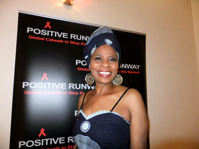 Walking the Positive Runway for HIV