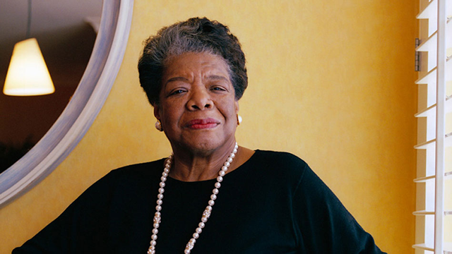 Tribute to Maya Angelou