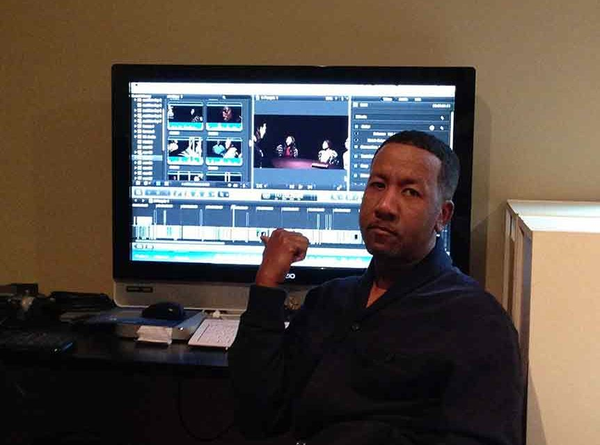 Anthony Singleton…Writer and Director of 5 People