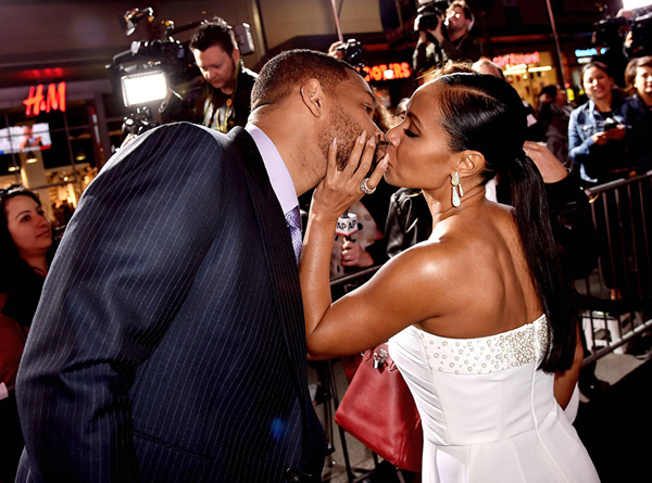 """Jada Pinkett-Smith Writes Letter About """"Open Marriage"""" To Will Smith"""