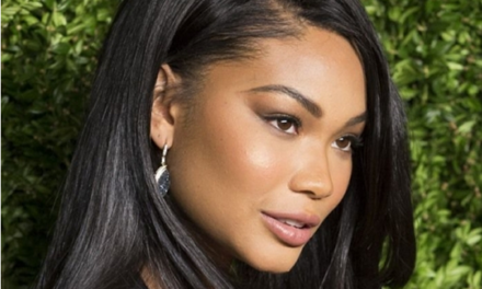 Chanel Iman Versus Hawaiian Mosquitoes, A Battle