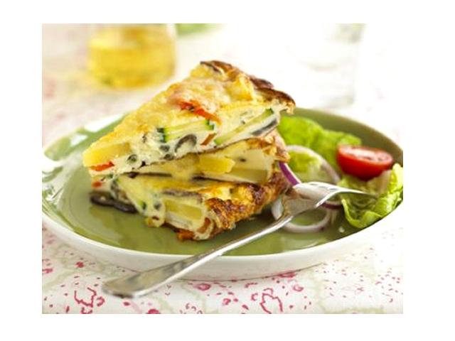 Spanish Omelette Recipe By Annabel Karmel
