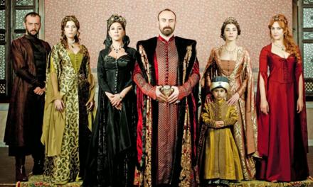 Turkish Drama, The Magnificent Century is Now on Netflix