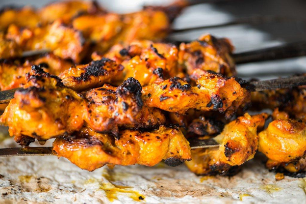 Raw Spice Bar's Tandoori Chicken