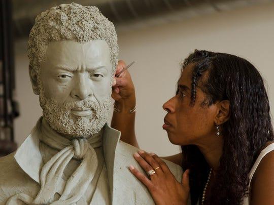 Enslaved African's Rain Garden – A Public Arts Project