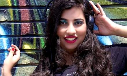 Minoti Vaishnav Following Her Dream