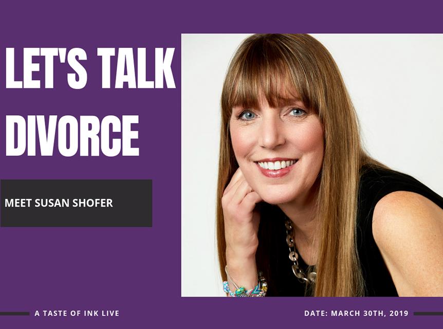 A Taste Of Ink LIVE with Susan Shofer